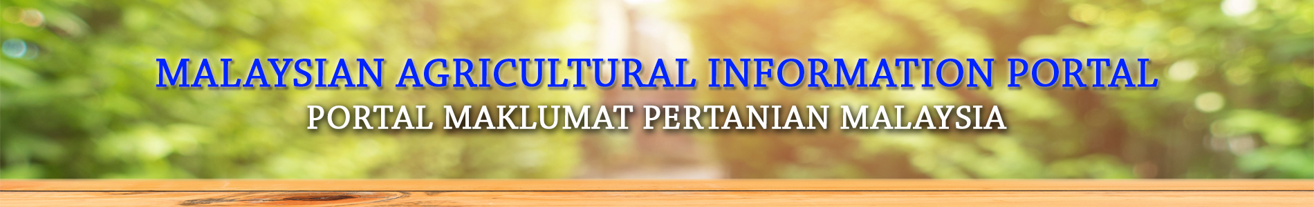 Malaysian Agricultural Repository